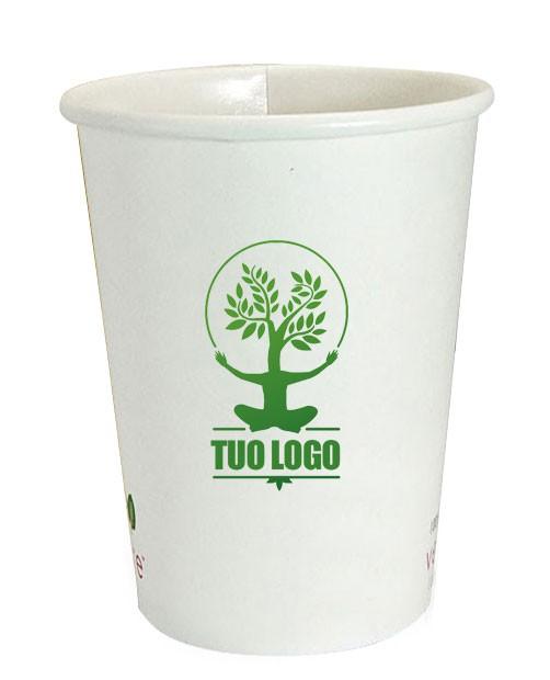 bicchieri tisana compostabili personalizzati