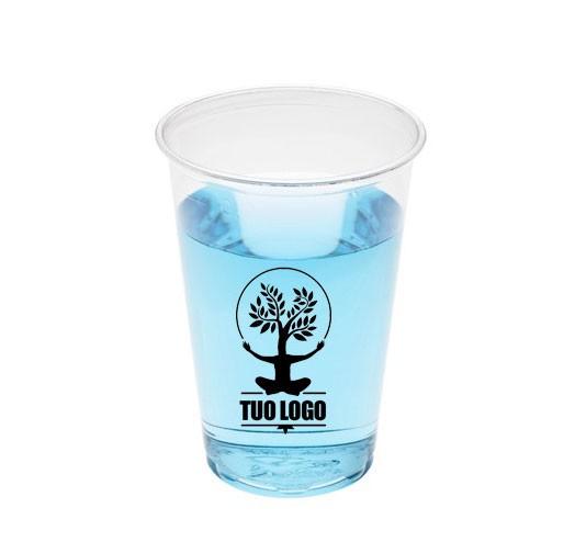 Bicchieri Vino Compostabili Personalizzati
