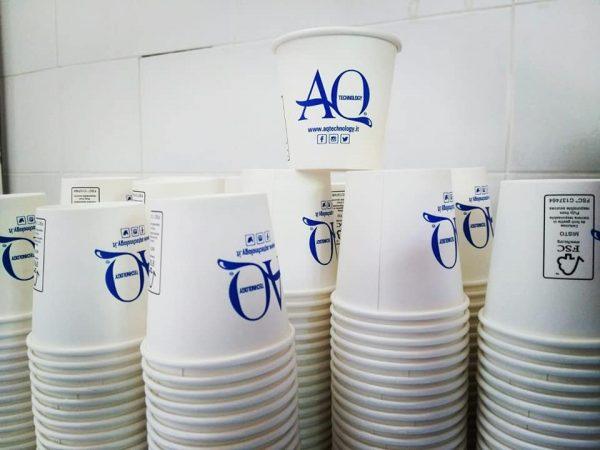bicchierini da caffé personalizzati