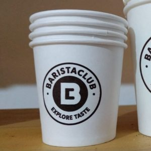 bicchieri da asporto personalizzati in carta biodegradabili