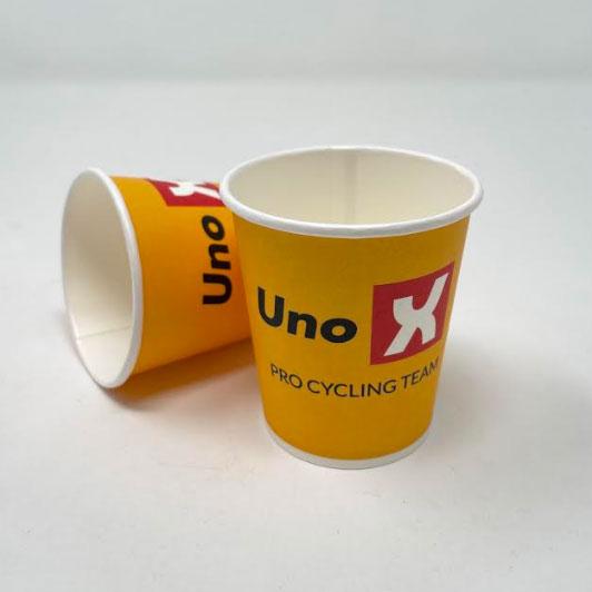 Bicchieri Biodegradabili stampati su tutta la superficie